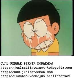 Nobita sedih